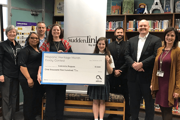 Altice Connects | Hispanic Heritage Contest Winners