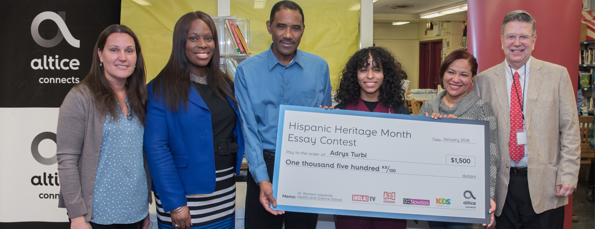 Hispanic Heritage Month Essay Contest